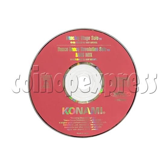 Dance Dance Revolution SOLO Bass Mix (CD only)
