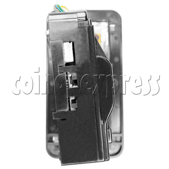 Front Insertion Electronic Coin Selector - back view