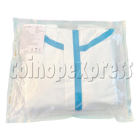 Medical Surgical Disposable Ant-Virus Anti-waterproof Protective Clothing II type sterile - package