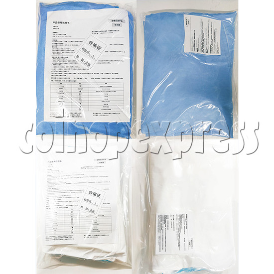 Medical Protective Clothing sterile for hospital - package