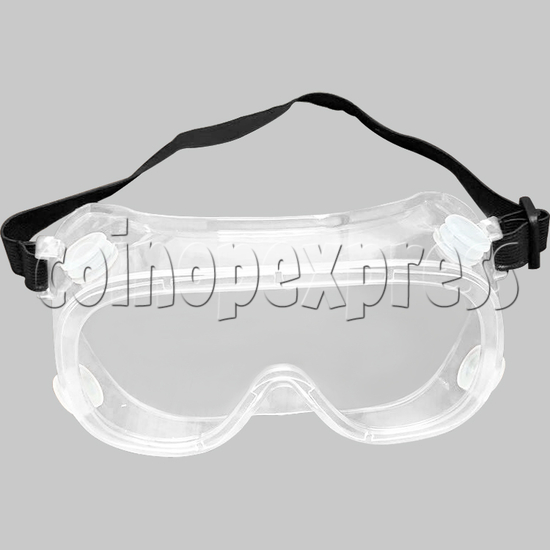 Medical Eye Protective Goggle anti-fogging model - front view
