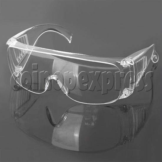 Cilvilin eye protective goggle - angle view
