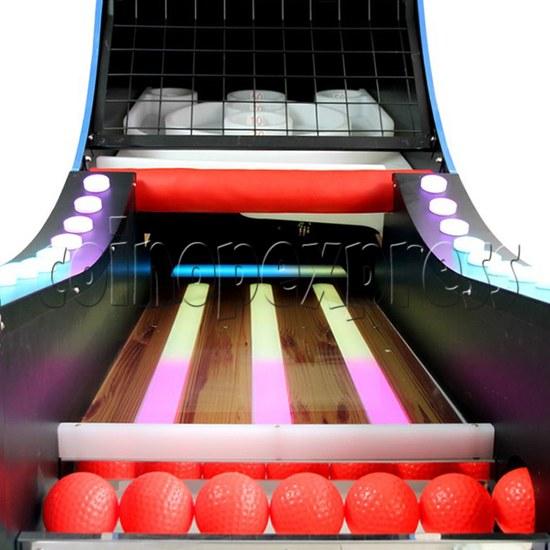Happy Bowling Ticket Redemption Machine - lane