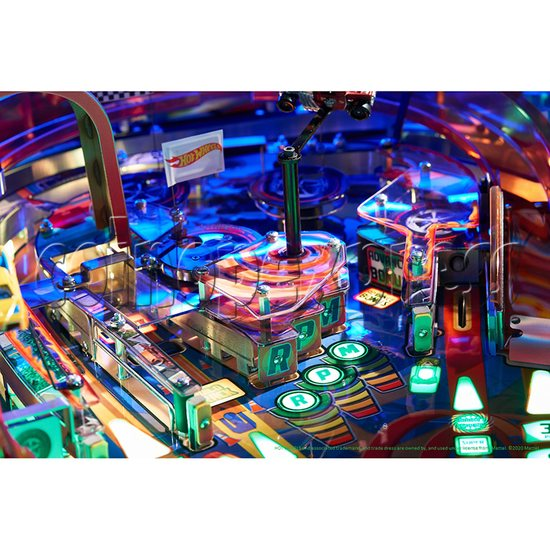 Hot Wheels Pinball Machines - detail 1