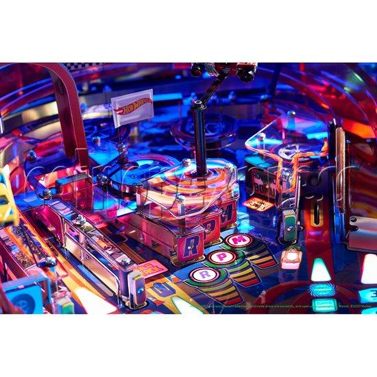 Hot Wheels Pinball Machine - detail 2