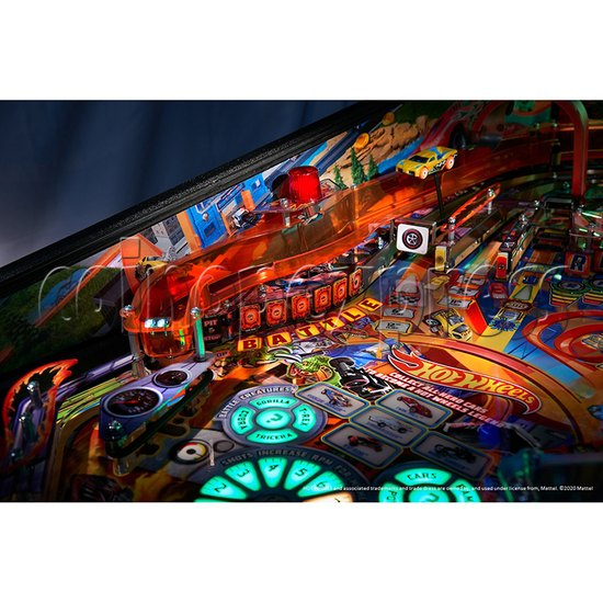 Hot Wheels Pinball Machine - detail 6