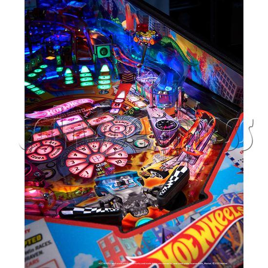 Hot Wheels Pinball Machine - detail 7