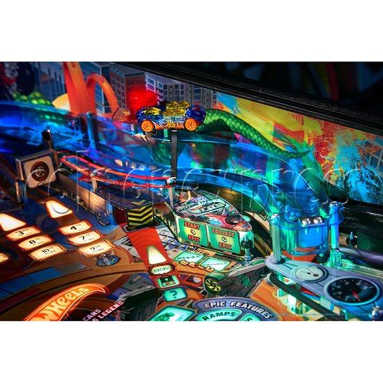Hot Wheels Pinball Machine - detail 8