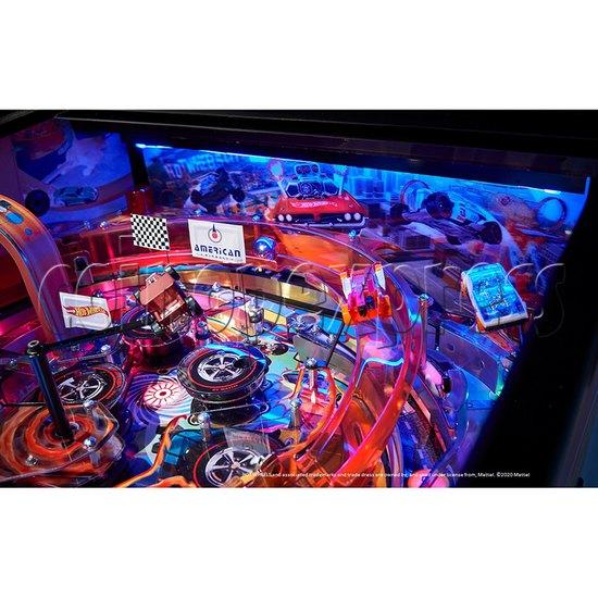 Hot Wheels Pinball Machine - detail 10
