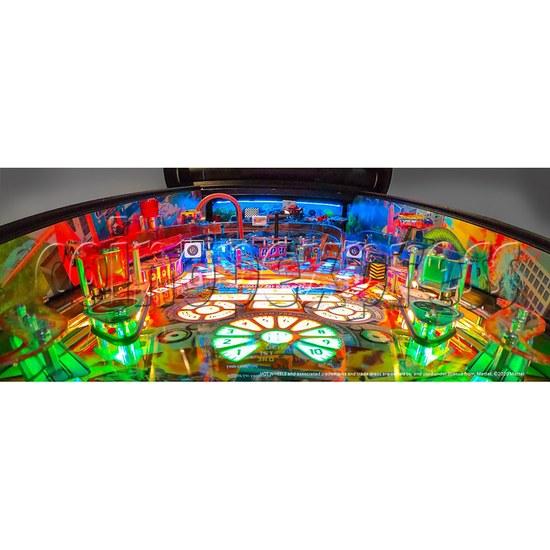 Hot Wheels Pinball Machine - detail 12