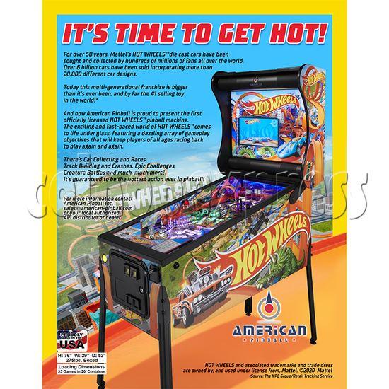 Hot Wheels Pinball Machine - catalogue 1