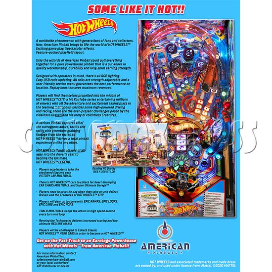 Hot Wheels Pinball Machine - catalogue 2