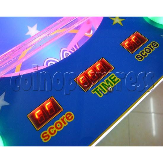 Mini UFO Ice Hockey Ticket Redemption Machine - LED display