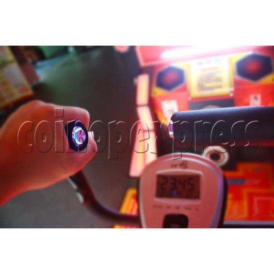 Tigger Sports Bicycle Machine Chinese Version - handle