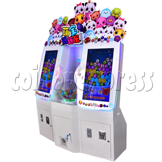 Lovely Baby Ticket Redemption Machine - right view