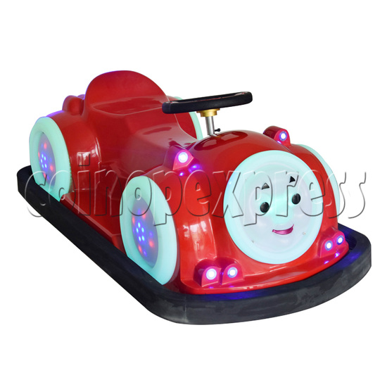 Animal Bumper Car - left view
