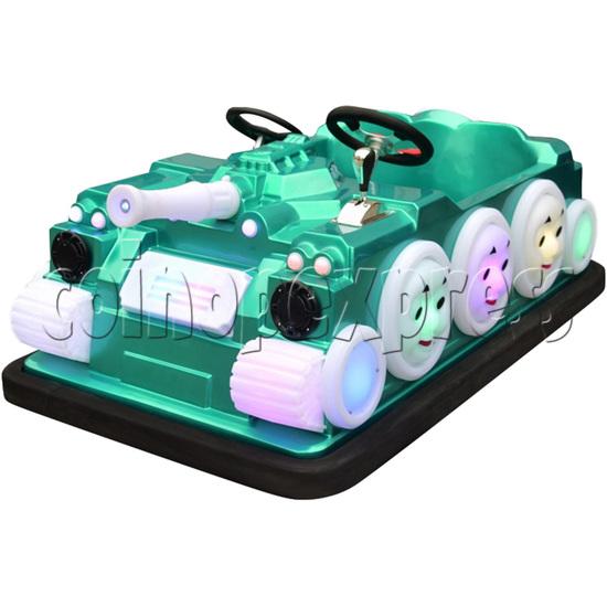 Tank Car - green color