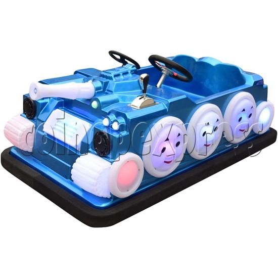 Tank Car - blue color