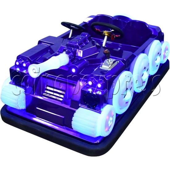 Tank Car - purple color