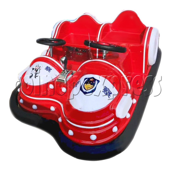 Baby Police Car - red color