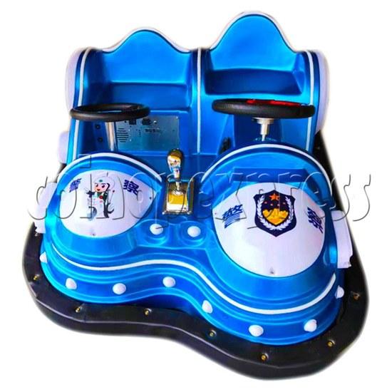 Baby Police Car - blue color