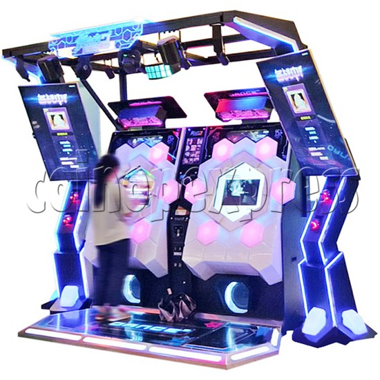 Dance Cube 2 Dancing Machine - right view