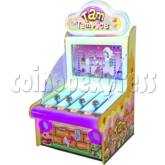 Tam Tam Mice Ticket Redemption Machine - right view