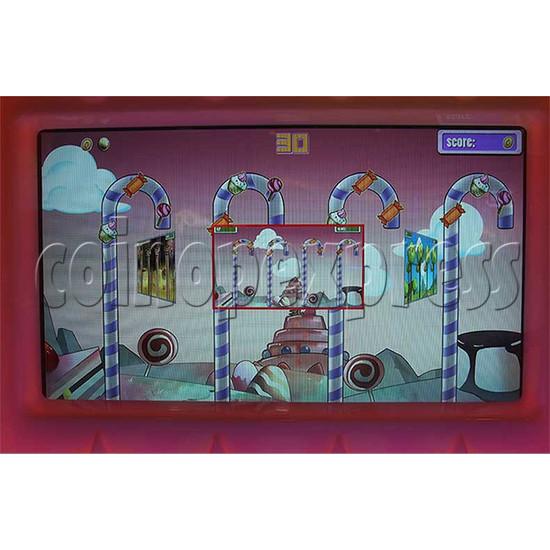Tam Tam Mice Ticket Redemption Machine - screen display 3