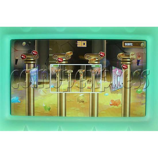 Tam Tam Mice Ticket Redemption Machine - screen display 4