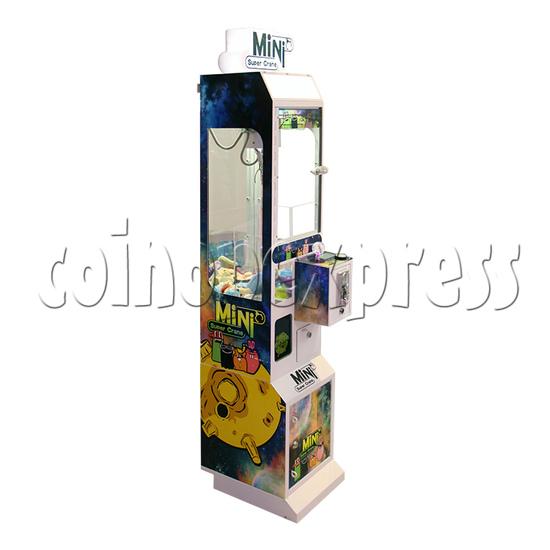 13 inch Mini Super Crane Machine - style 1 left view
