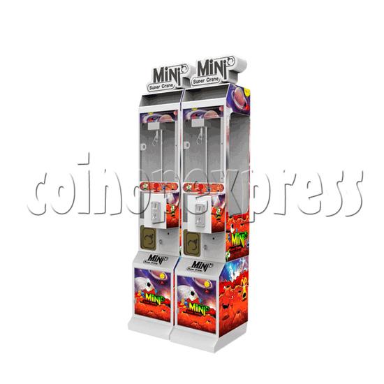 13 inch Mini Super Crane Machine - style 2 right view