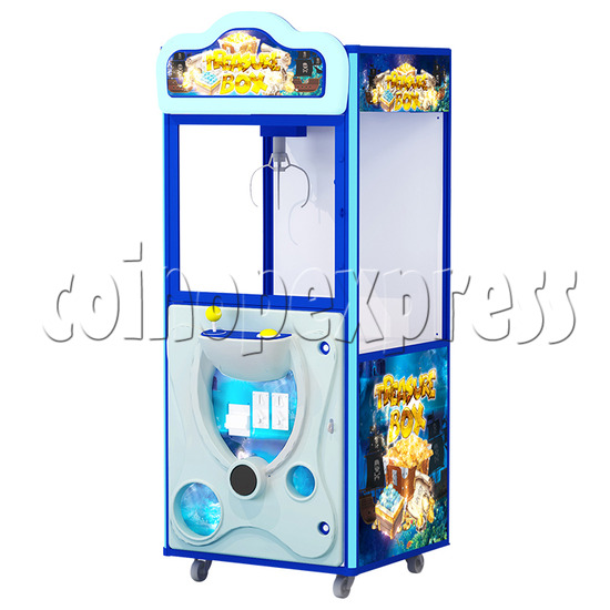 31 inch Rotaing Treasure Box Crane Machine  - right view