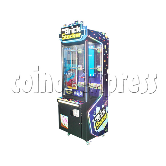 Star Trek Pile Up Prize Machine - right view