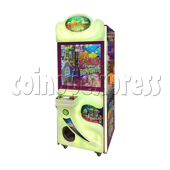 NEO B Crane Machine - right view 2