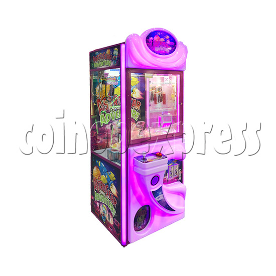 NEO B Crane Machine - left view