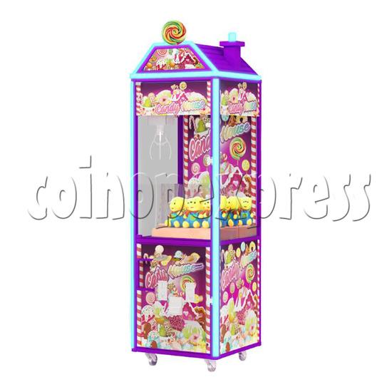 Candy Store Crane Machine - right view