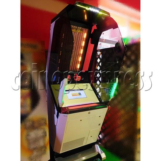 Chunithm Music Arcade Machine - left view