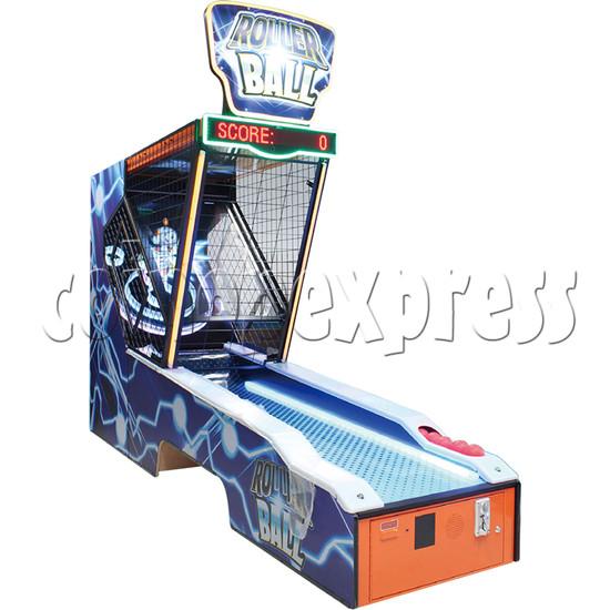 Roller Ball Ticket Redemption Machine - single machine