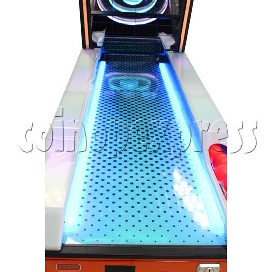 Roller Ball Ticket Redemption Machine - lane
