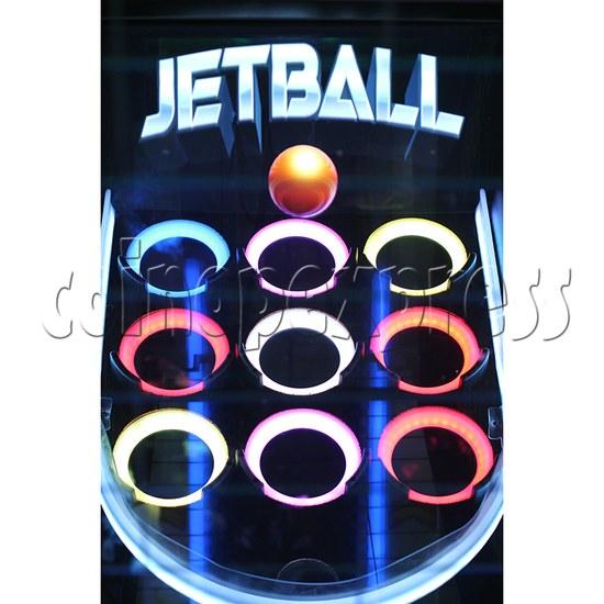 Jet Ball Alley Ticket Redemption Machine - reward region