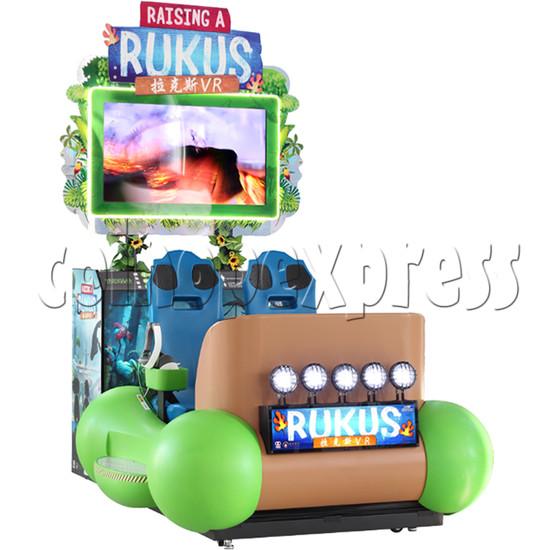 RUKUS  VR Machine - left view