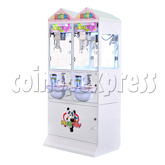 Mini Toy Crane Machine - right view