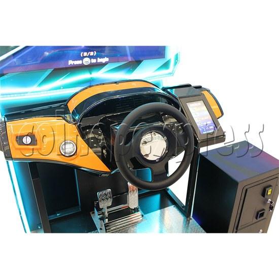 Crazy Ride Driving Machine - console