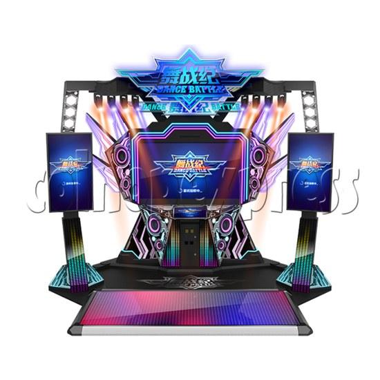 Dance Battle Machine - front view