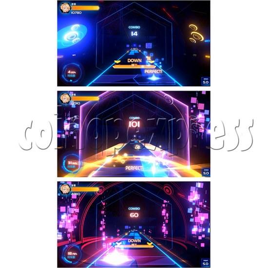 Dance Battle Machine - dance movement