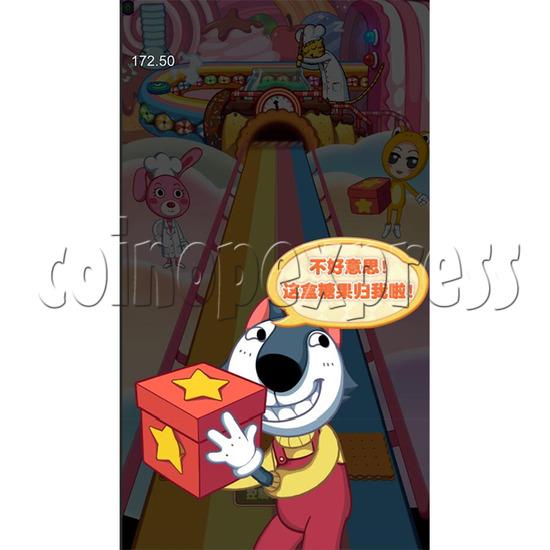 Candy Jump Dancing Machine - mini game 1