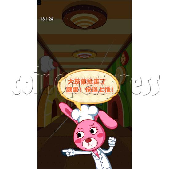 Candy Jump Dancing Machine - mini game 2