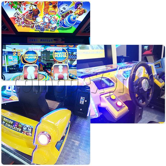 Dido Kart 2 Simulator Video Racing Game Machine - details