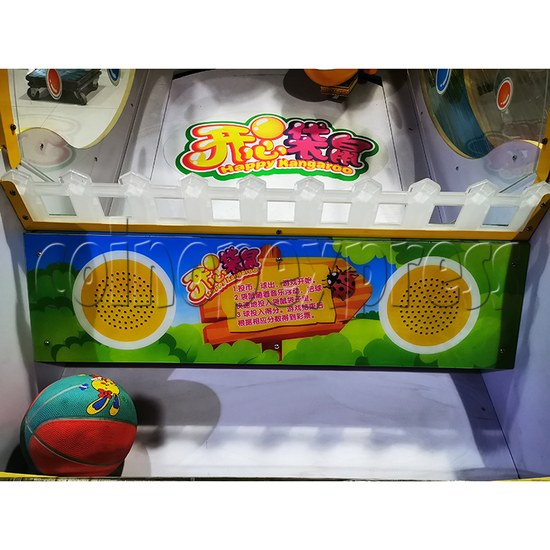 Happy Kangaroo Arcade Ticket Redemption Machine - playfield