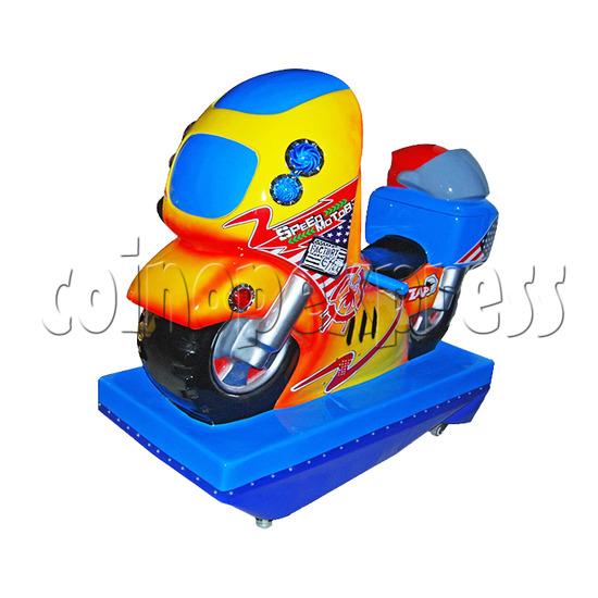 Speed Motor kiddie Ride - right view